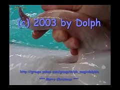 Dolphin Male Cumming