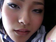 Rae Lin (18 y.o)